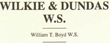 Wilkie & Dundas Solicitors