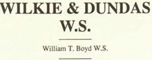Wilkie & Dundas Solicitors