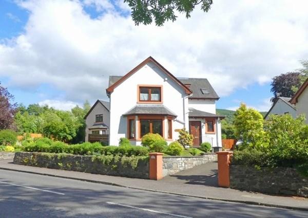 Heartwood House Kenmore Road Aberfeldy