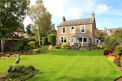 Highfield, Newton Terrace, Blairgowrie PH10 6HD