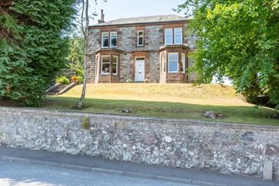 Ochilree, Church Brae, Glenfarg PH2 9NL