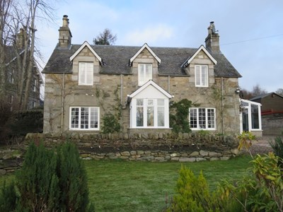 Wester Kinnaird Cottage, Kinnaird, Pitlochry PH16 5JL