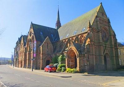 Middle Church, 6E Tay Street, Perth PH1 SLQ