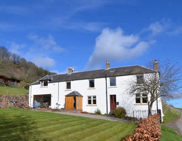 Craigdallie House  Inchture