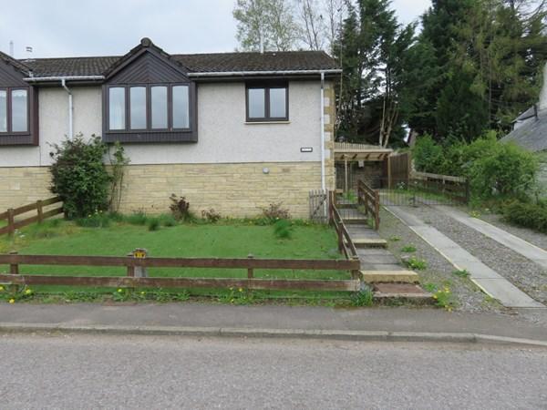 Broom Cottage Atholl Crescent Aberfeldy
