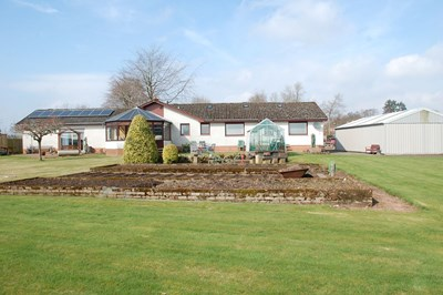 Sherwood, South Street, Blairgowrie PH10 7DD