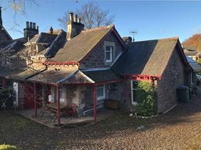 3 Donavourd Cottages , Connaught Terrace , Crieff PH7 3DJ